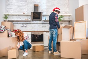 Moving During the Holidays – Cheaper or More Expensive?