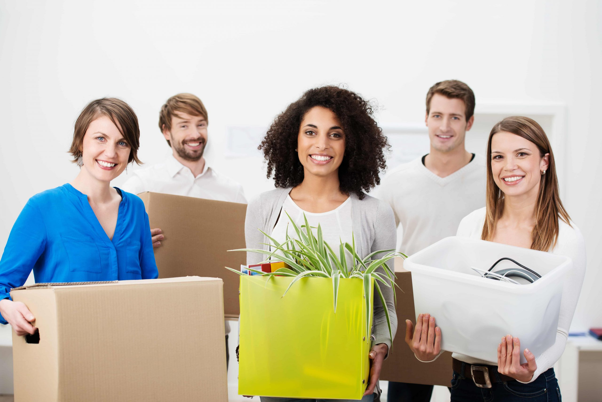How to Prepare Your Employees for Your Upcoming Business Relocation