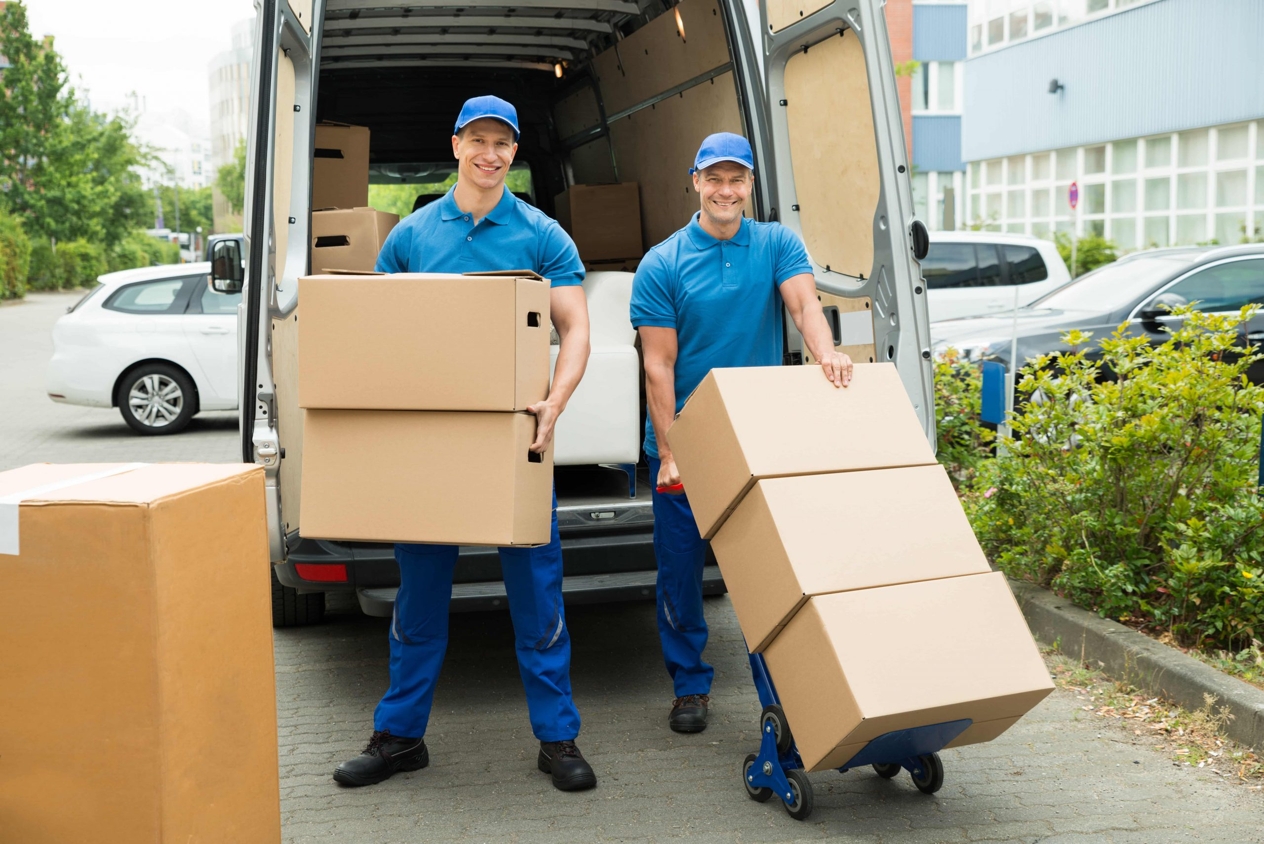 What Questions Should I Ask My Movers Before My Military Move?