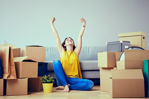 Three Tips for Moving on a Budget