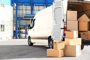 Does Nilson Provide Warehouse Services for Commercial Moves?