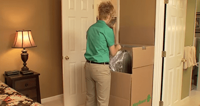 Packing Your Bedroom